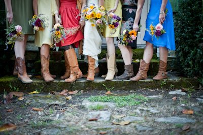 bridesmaidsnboots