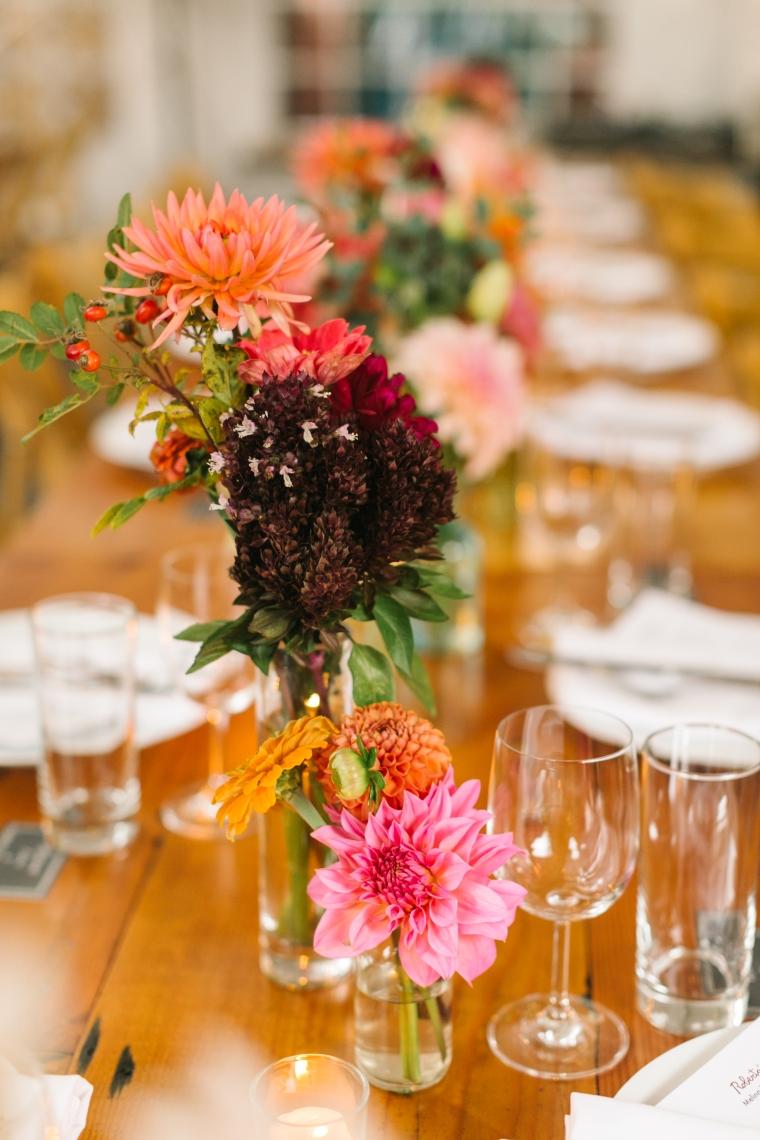buds 4 with BASIL local flowers brooklyn wedding
