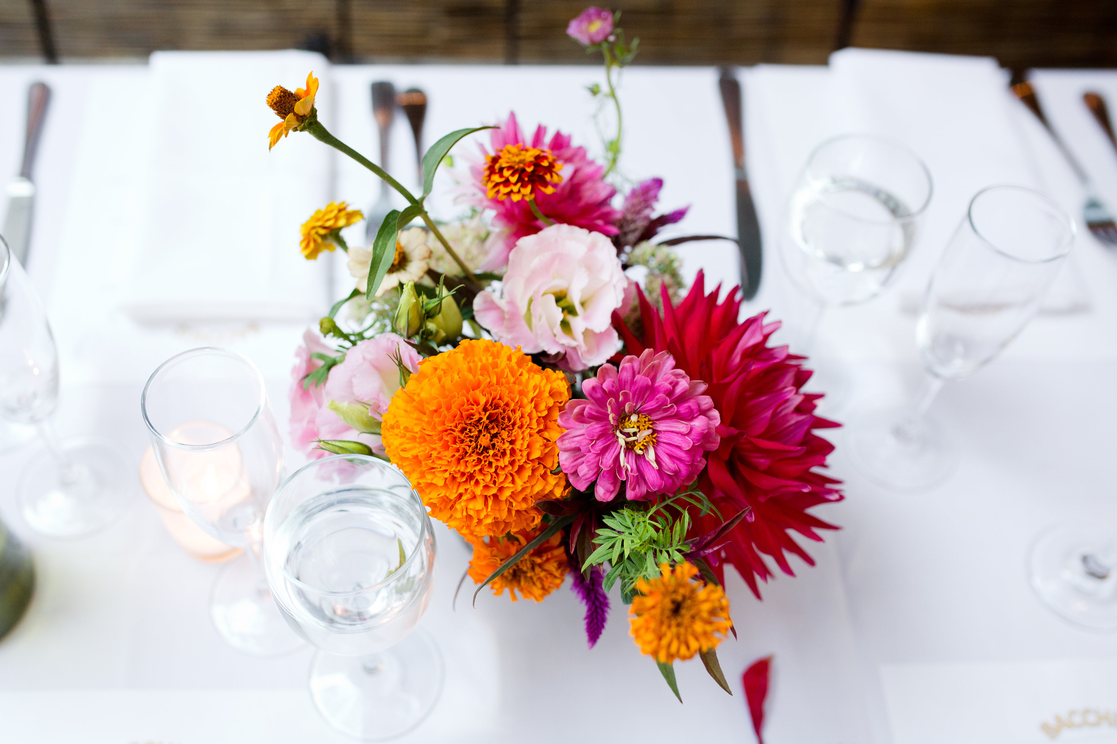 Mother's Day on the Brain? How about a Gifting a Floral Arranging Class!?